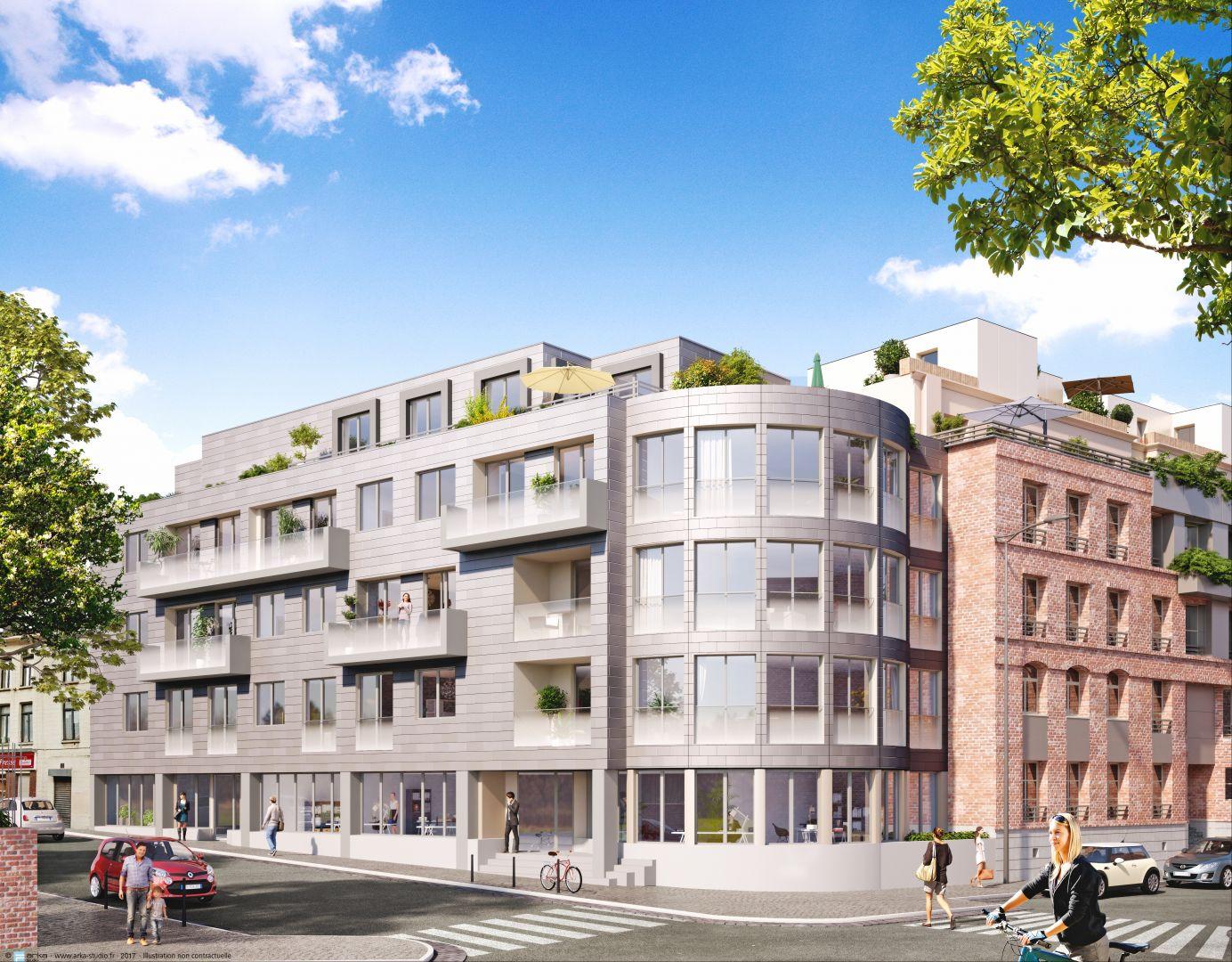 0f2fff70acf CONSTELLATION LILLE - Appartements en vente